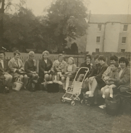 1965 Blantyre Old Outing to Livingstone Memoria