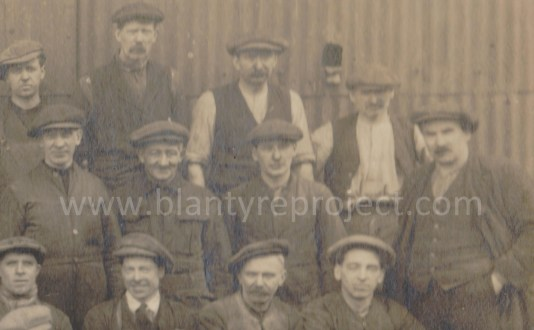 1922 Blantyre Engineering Works