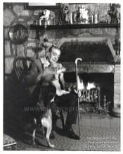 1970s Bob Brown and Sally at Hasties