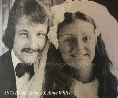 1978 Brian Oakley & Ann Willis