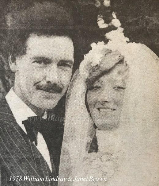 1978 Janet Brown & WIlliam Lindsay wm