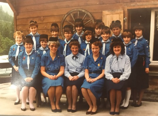 1980 High Blantyre Guides wm