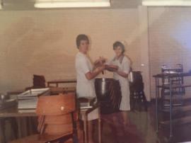1984 Blantyre High Dinner Ladies