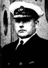 1923 Captain W Henderson