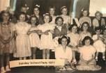 1950s High Blantyre Sunday School