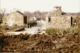 1962 Hunthill Road from Former railway