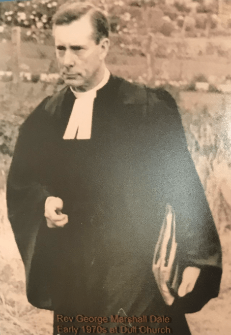 1970s Rev George Marshall Dale