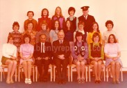 1974 High Blantyre Primary Staff