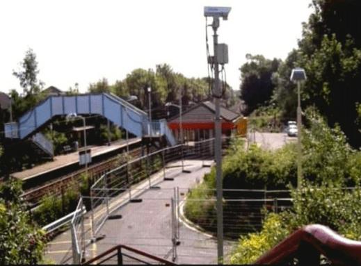 1999 Station entrance