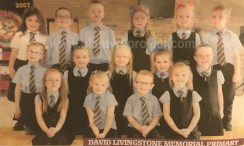 2017 David Livingstone Primary