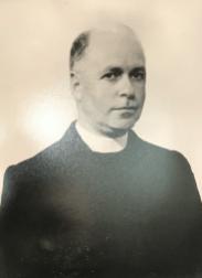 1952 Rev James O Welsh (High Blantyre Old Parish)
