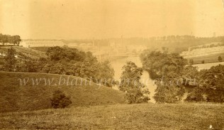 c1900 The Village and the Clyde
