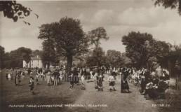 1930s David Livingstone Grounds