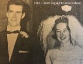 1967 Robert Lang & Christine Graham