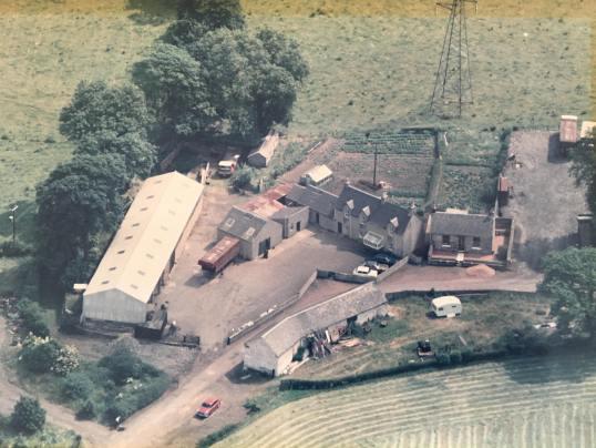 1974 Townfoot Farm
