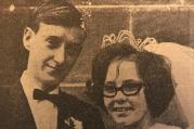 1967 Robert Black and Sandra Lees