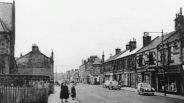 1960s Glasgow Road, Low Blantyre