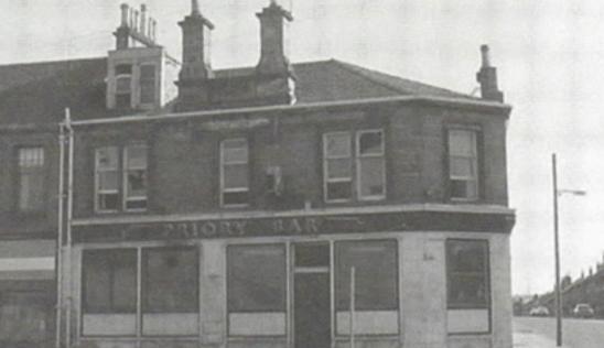 1978 Priory Bar