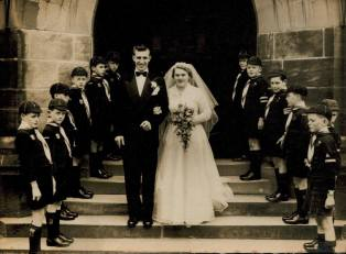 1955 William Marshall & Ella Cochrane