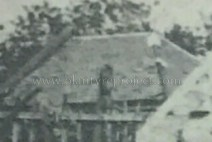 1892 Church Halls being built, HIgh Blantyre