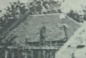 1892 Church Halls being built, HIgh Blantyre