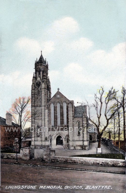 1904 David Livingstone Memorial Church pc 087 wm