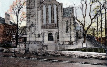 1904 Livingstone Memorial Church Entrance