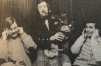 1979 Alistair Lawrie on Bagpipes
