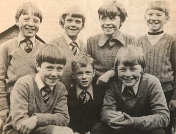1979 Fernslea Avenue Boys