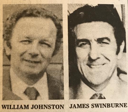 1979 Blantyre Councillors