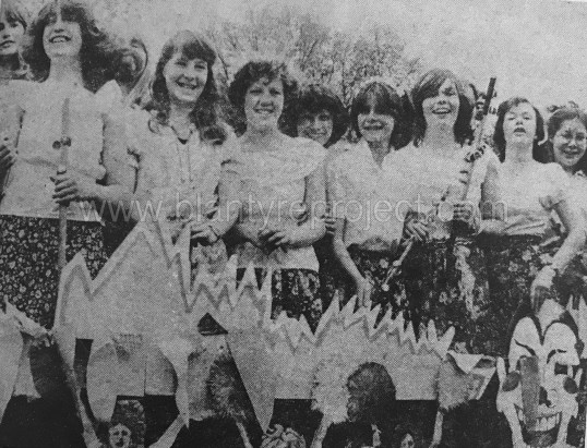 1979 Blantyre High School at DLC wm