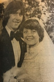 1979 Christine Fraser and Alex Sullie