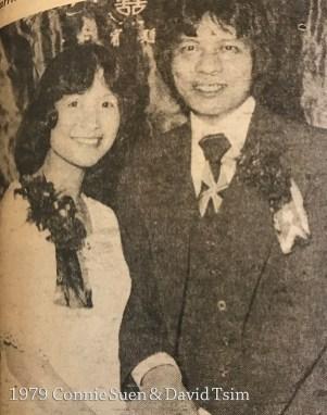 1979 Connie Suen & David Tsim