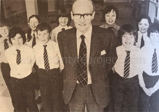 1979 Edwin Bonnar retires St Josephs wm