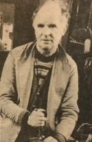 1979 Frank Millar, cobbler (PV)