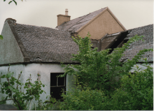 1992 former House near Hasties