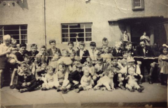 1953 Coronation at Beech Place