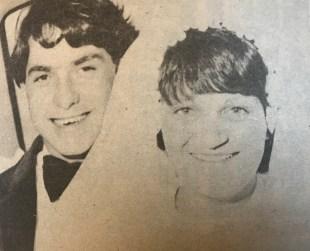 1979 Brenda McAteer & Charles Bell