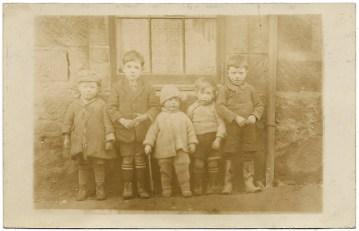 1910s Mystery Photo Blantyre children