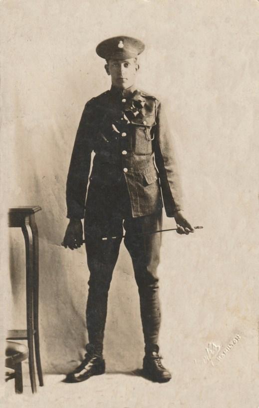 1914 Arthur Leggat 2