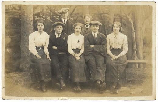 1920s Blantyre people
