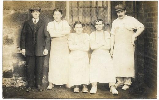 1920s Co-op workers