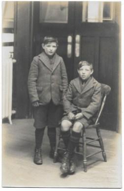 1930s Mystery boys
