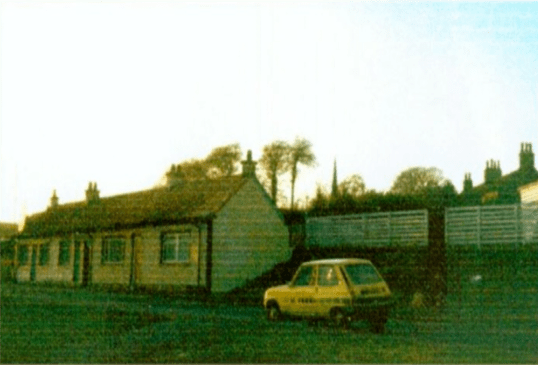 1999 Demolished Swiss Cottages