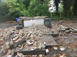 2018 Sept 19 Auchentibber Memorial