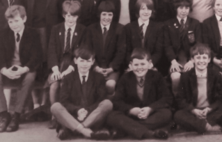 1967 Calder St Secondary School Class 1B
