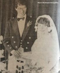1980 Eleanor Roxburgh & George King