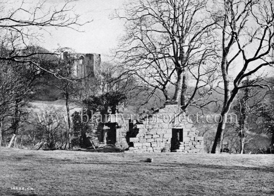 1937 Priory and Bothwell Castle wm