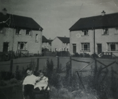 1958 Catherine & James McGlynn at Ashley Place