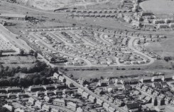 1961 High Blantyre Prefabs